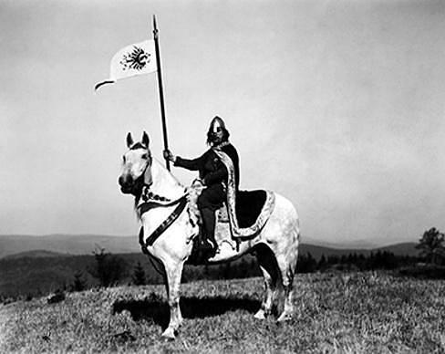 Němý československý velkofilm Svatý Václav z roku 1929, v hlavní roli se Zdeňkem Štěpánkem