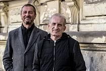 Čechomor, Karel Holas a František Černý