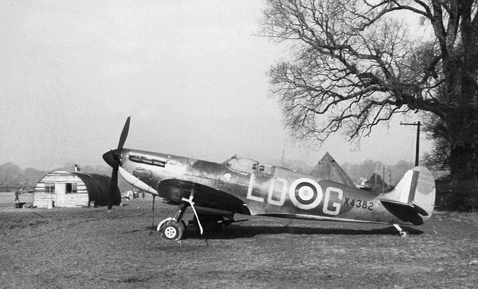 Spitfire se stal ikonou britského královského letectva