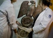Největší sbírka předmětů s nacistickou tématikou nalezená v Argentině