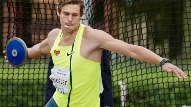 Desetibojař Adam Sebastian Helcelet.