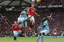Manchesterské derby skončilo bez branek.