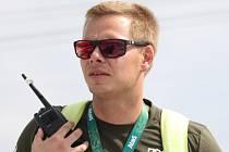Trenér německých vodních slalomářů Stefan Henze.