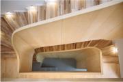 Dřevěná stavba roku. Interiér.