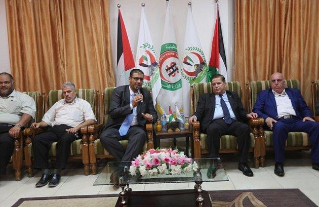 Jednání mezi Hamásem a Fatahem v egyptské Káhiře