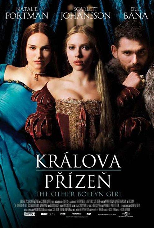 Nový film Králova přízeň