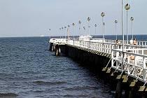 Polský přístav Gdyně