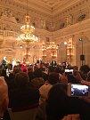 Prezident Miloš Zeman oznámil, že bude znovu kandidovat