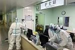 Koronavirus v Kroměříži? Nemocnice testuje muže s chřipkou, vrátil se z Číny