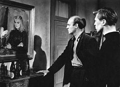 Švédský film Dívka s hyacinty režiséra Hasse Ekmana z roku 1950