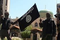 Ozbrojenci z hnutí Islámský stát (IS)