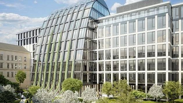 Česko-slovenská skupina Penta zahajuje v Praze na Florenci výstavbu největší kancelářské budovy v hlavním městě. Stavba za 200 milionů eur, tedy asi 5,1 miliardy korun, má být hotová na konci roku 2013.
