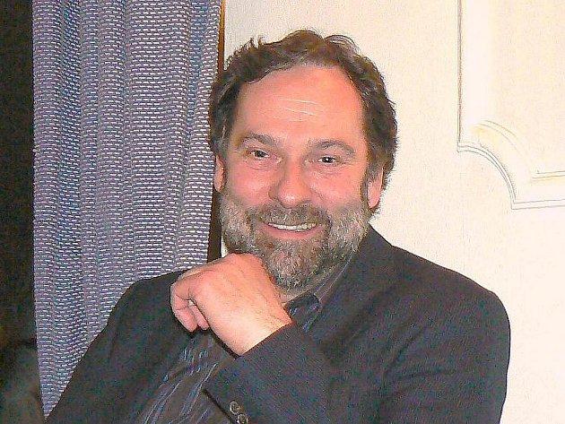 Ministr vnitra Radek John
