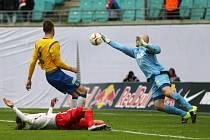 Fotbalisté Lipska v přípravě rozstříleli Teplice