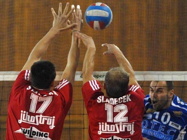 Volejbalisté Českých Budějovic získali po pěti letech mistrovský titul.