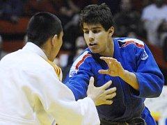 Jaromír Ježek byl třetí při Světovém poháru judistů v kategorii do 73 kilogramů.