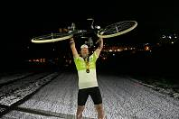 Vladimír Vidim se na replice historického kola vydal na Tour de France