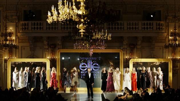 Finále soutěže Elite model look pro ČR a SR probíhalo 12. září ve Španělském sále Pražského hradu.
