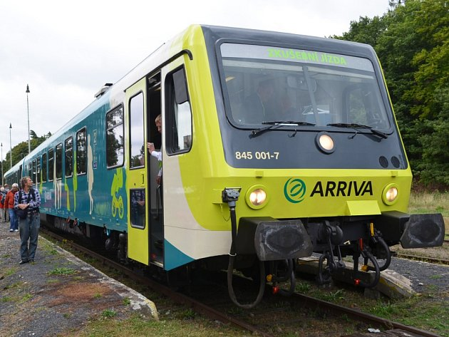 Ze Dzbele do Chornic. Obnoví vlakovou dopravu?