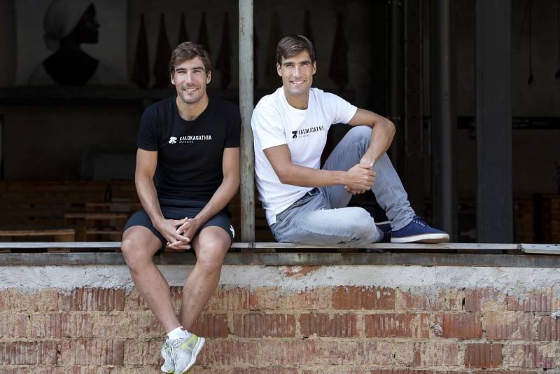 Bratři David a Tomáš Svobodovi