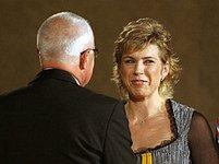 Kateřina Neumannová je respektovaná osobnost. Za zásluhy ji vyznamenal i prezident.