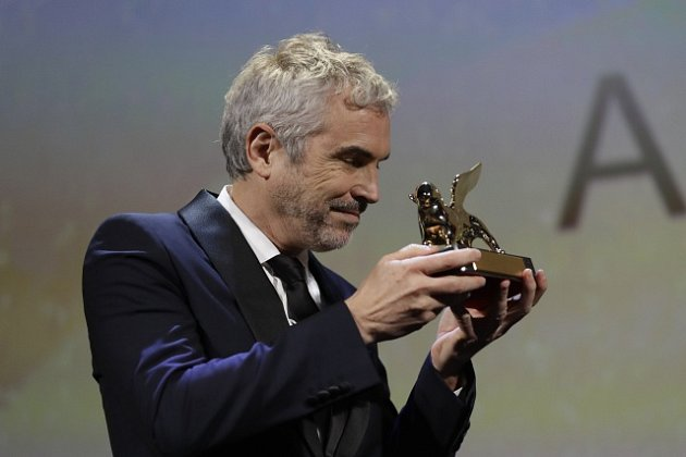 Režisér Alfonso Cuarón