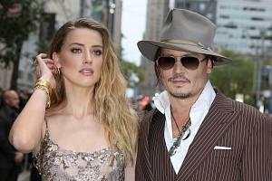 Amber Heardová, Johny Depp