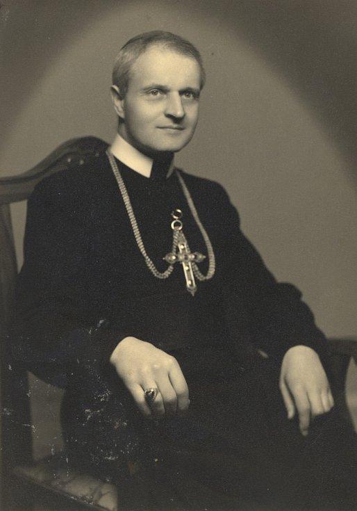Biskup Gojdič.