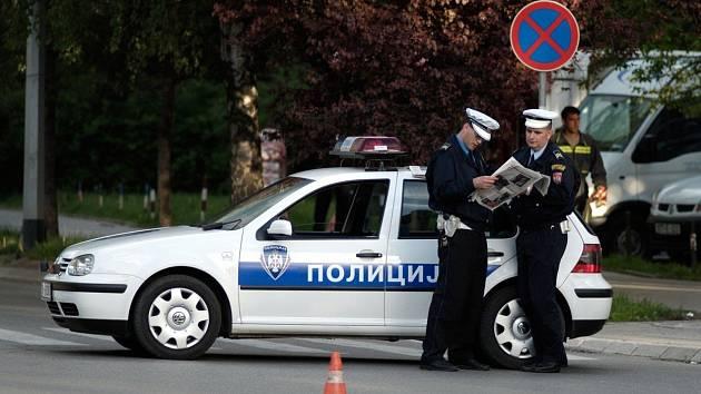 Bosenská policie. Ilustrační snímek