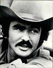 Hollywoodská legenda Burt Reynolds.