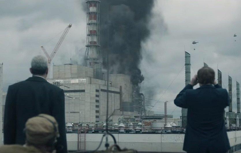 Seriál HBO Černobyl.