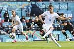Patrik Schick suverénně proměnil penaltu proti Chorvatsku. Co předvede v duelu s Anglií?