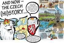 Výtvarnice Lucie Seifertová se podílí na doprovodném programu k Olympijským hrám v Londýně, které organizuje České centrum Londýn.