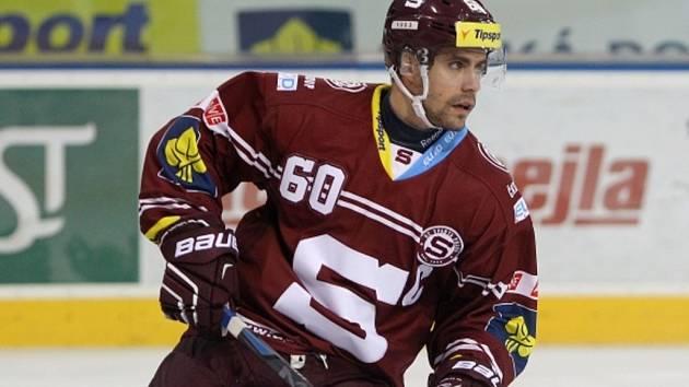 Tomáš Rolinek ze Sparty.
