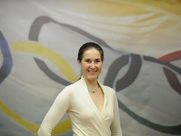 Slalomářku Šárku Záhrobskou láká politika, kandiduje do komise sportovců Mezinárodního olympijského výboru.