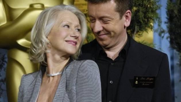 Peter Morgan s Helen Mirrenovou.