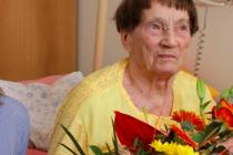 Plukovnice ve výslužbě Jarmila Halbrštatová