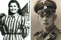 Helena Citrónová a Franz Wunsch