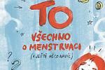 Knihy o menstruaci