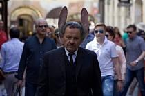Miroslav Krobot jako Muž se zaječíma ušima