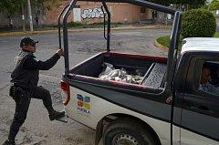 Kriminalita v Mexiku