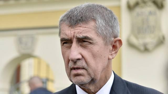 Ministr financí a šéf ANO Andrej Babiš