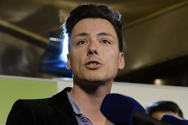 Matěj Stropnický dříve vedl Stranu zelených, teď chce ve volbách kandidovat za ČSSD.