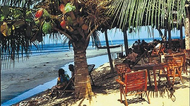 Brazilská pláž