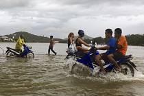 Povodně v Thajsku si vyžádaly už 25 obětí