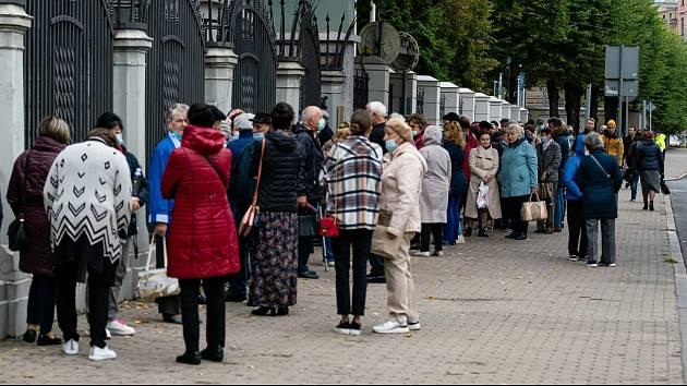 Volby v Rusku. Ilustrační snímek