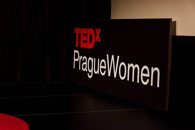 TEDx Woman Prague.