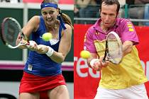 Radek Štěpánek si vyhlédl další tenistku, randí s Petrou Kvitovou.