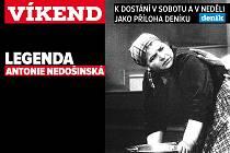 Antonie Nedošínská.