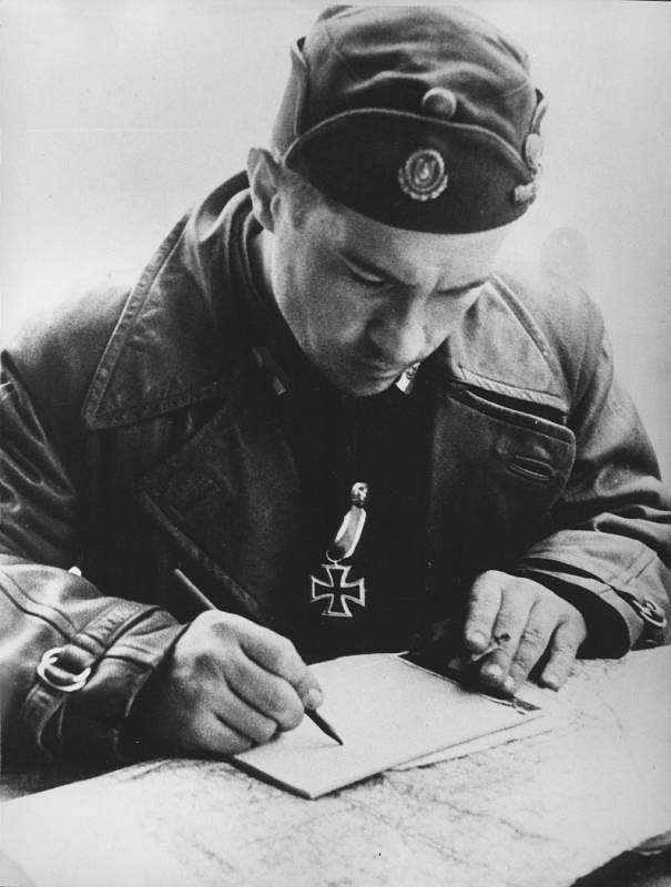 Velitel koncentračního tábora Jasenovac Vjekoslav (Maks) Luburić